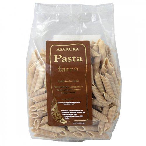 古代小麦パスタ/ファッロペンネ 五分搗き 250g