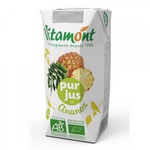 ヴィタモント パイナップルジュース 200ml【J62】