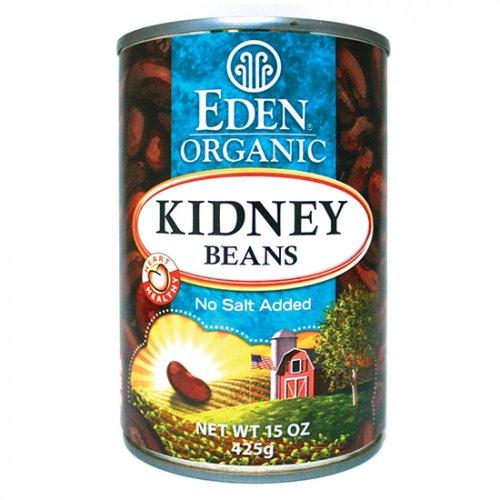 エデン レッドキドニービーンズ缶詰425g【P26】