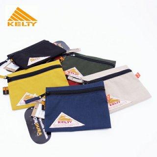 KELTY ケルティ ディック フラットポーチ XS