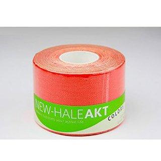 New-HALE ニューハレ AKTカラー 5cm×5m レッド