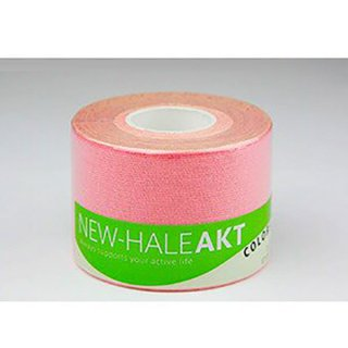 New-HALE ニューハレ AKTカラー 5cm×5m ピンク