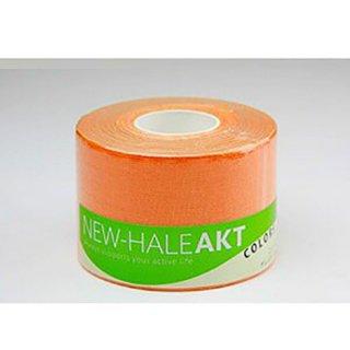 New-HALE ニューハレ AKTカラー 5cm×5m オレンジ