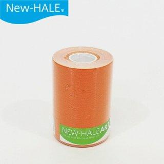 New-HALE ニューハレ ロールテープ AKT オレンジ 10cm×5m