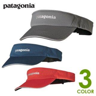 <img class='new_mark_img1' src='https://img.shop-pro.jp/img/new/icons24.gif' style='border:none;display:inline;margin:0px;padding:0px;width:auto;' />patagonia パタゴニア Air Flow Visor エアフロー・バイザー ランニングバイザー