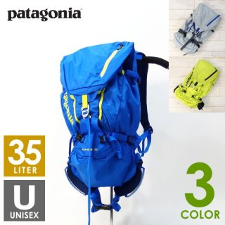 <img class='new_mark_img1' src='https://img.shop-pro.jp/img/new/icons24.gif' style='border:none;display:inline;margin:0px;padding:0px;width:auto;' />patagonia パタゴニア ASCENSIONIST PACK 35L メンズ・レディース ザック・バックパック(35L)