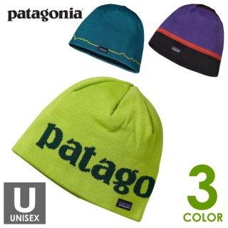patagonia パタゴニア BEANIE HAT メンズ・レディース ビーニー・ニット帽