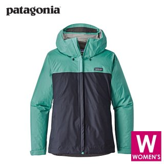 patagonia パタゴニア トレントシェル・ジャケット レディース フルジップ ナイロンパーカー