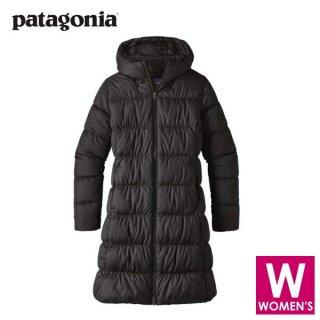 patagonia パタゴニア ウィメンズ・ダウンタウン・パーカ レディース ロング丈ダウンジャケット