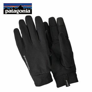 patagonia パタゴニア ウインド・シールド・グローブ 防寒・防風ランニンググローブ