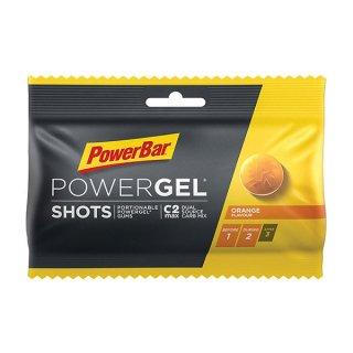 PowerBar パワーバー PowerGel Shots パワージェル・ショッツ オレンジ