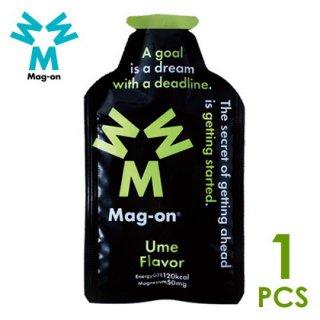 Mag-on マグオン エナジージェル 梅フレーバー×1個