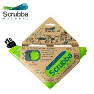 Scrubba Wash Bag 2017(スクラバウォッシュバッグ 2017) 世界最小の持ち運べる洗濯機