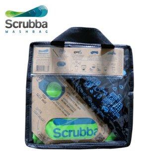 Scrubba Wash and Dry Kit 2017(スクラバウォッシュ・ドライキット2017) 世界最小の持ち運べる洗濯機キット