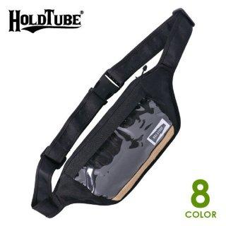 HOLDTUBE CARAVAN(ホールドチューブ キャラバン) ウエストバッグ/ウエストポーチ/ショルダーバッグ