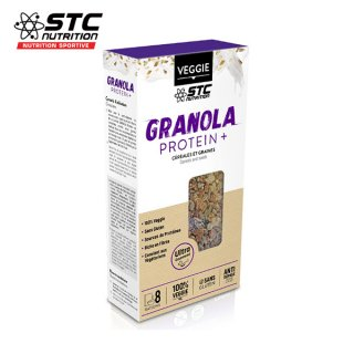 STC Nutrition(STCニュートリション) GRANOLA Protein+ グラノーラプロテインプラス 1箱