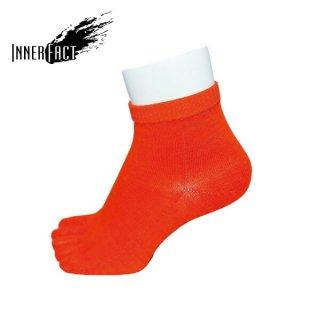 INNER-FACT(インナーファクト) 五本指 ショート丈(くるぶし丈) メンズ・レディース 5本指ランニングソック