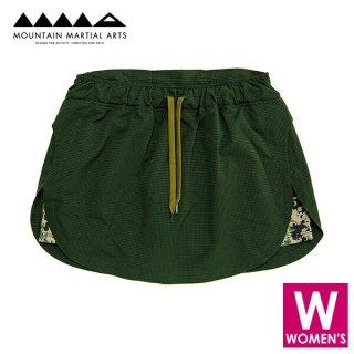 MMA マウンテンマーシャルアーツ SW Air Light Side Slit Run Skirt レディース インナー付き ドライ ランニングスカート