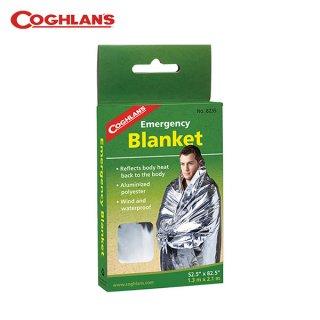 COGHLANS(コフラン) エマージェンシーブランケット 緊急時や災害時に必携のブランケット