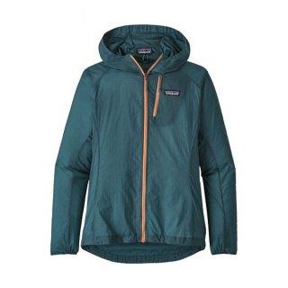 patagonia パタゴニア フーディニ・ジャケット レディース ポケッタブル フルジップ フード付きジャケット