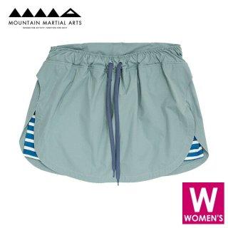 MMA マウンテンマーシャルアーツ MMA Side Slit Run Skirt レディース インナー付きランニングスカート