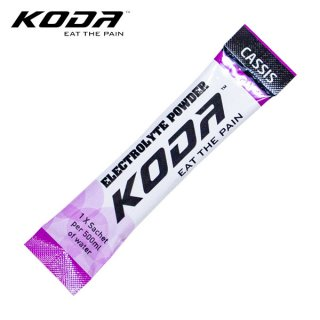 KODA(コーダ) 旧shotz(ショッツ) エレクトロライトパウダーカシス 1本(4g) 電解質ドリンクの決定版!