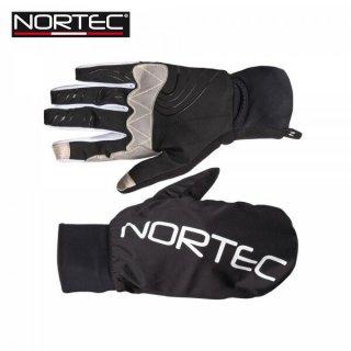 NORTEC(ノルテック) Gloves / running tech 高山や冬のランニングに最適な通気性のある保温性グローブ