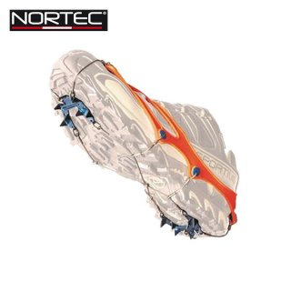 NORTEC(ノルテック) マイクロクランポン 雪道ランにもおすすめな最軽量アイゼン