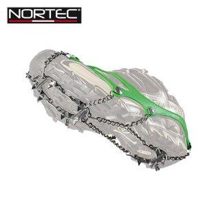 NORTEC(ノルテック) マイクロクランポン 雪道ランにもおすすめな超軽量アイゼン
