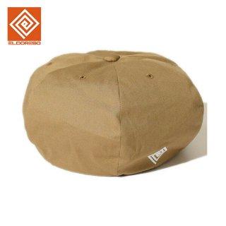 ELDORESO(エルドレッソ) Activism Beret(Beige) メンズ・レディース 新しいスタイルのランニング ベレー帽