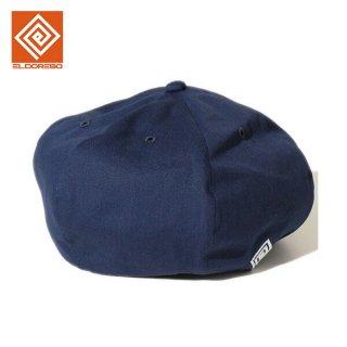 ELDORESO(エルドレッソ) Activism Beret(Navy) メンズ・レディース 新しいスタイルのランニング ベレー帽