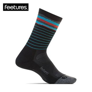 Feetures(フィーチャーズ) ELITE LIGHT CUSHION MINI CREW メンズ・レディース ランニング ミドルソックス