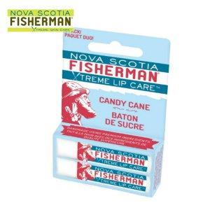 Nova Scotia Fisherman(ノバスコシア・フィッシャーマン) LIP BALM リップバーム -キャンディ ケイン(ダブ