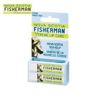 Nova Scotia Fisherman(ノバスコシア・フィッシャーマン) LIP BALM リップバーム -オリジナル(ダブルパック