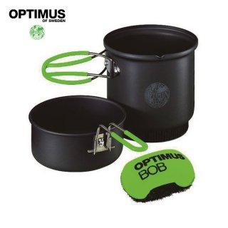 OPTIMUS(オプティマス) テラ ウィークエンド HE クックセット ヒートエクスチェンジャー搭載のソロクッカー