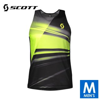 SCOTT(スコット) RC RUN MEN'S TANK メンズ ドライ ノースリーブシャツ