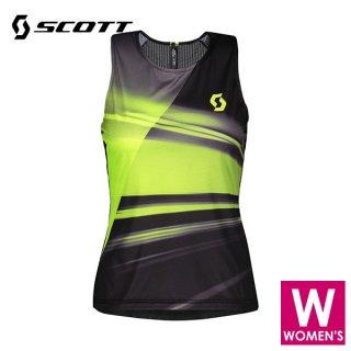 SCOTT(スコット) RC RUN WOMEN'S TANK レディース ドライ ノースリーブシャツ