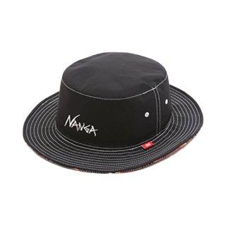 Clef(クレ) NANGA×CLEF 限定コラボ REV.HAT メンズ・レディース リバーシブルハット
