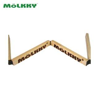 MOLKKY(モルック) 折りたたみ式 老若男女が楽しめるアウトドスポーツ モルック