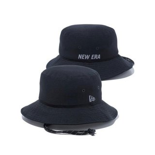 New Era(ニューエラ) アドベンチャーライト テックエアー NEW ERA リフレクターロゴ ブラック ハット