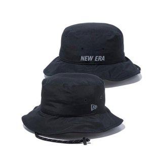 New Era(ニューエラ) アドベンチャーライト テック NEW ERA リフレクターロゴ ブラック ハット