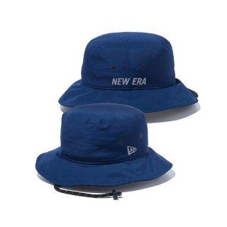 New Era アドベンチャーライト テック NEW ERA リフレクターロゴ オーシャンサイドブルー ハット