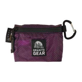 GRANITEGEAR(グラナイトギア) トレイルワレットS 軽量ナイロン製のコンパクトな財布