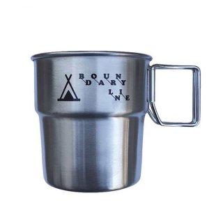 efim(エフィム) BOUNDARY LINE スタッキングマグ ステンレス製のマグカップ