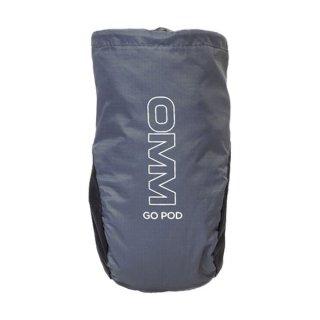 OMM オリジナルマウンテンマラソン GO POD フロントポケット バックパックの拡張バッグ(0.75L)