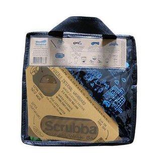 Scrubba(スクラバ) Tactical Wash&Dry Kit(タクティカル ドライキット) 世界最小の持ち運べる洗濯機キット