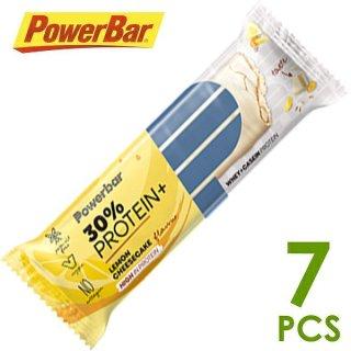 【PowerBar】パワーバー 30%プロテインプラス レモンチーズケーキ 7本