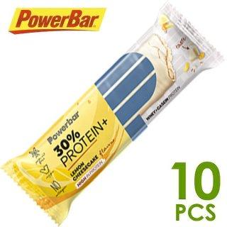 【PowerBar】パワーバー 30%プロテインプラス レモンチーズケーキ 10本