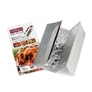 SOTO(ソト) スモークバッグ ST-1054L 袋一枚で食材が燻製風にバッグ