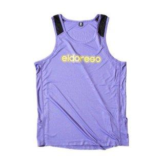 ELDORESO(エルドレッソ) Castella Tank(Purple) E1203920 ノースリーブシャツ・タンクトップ